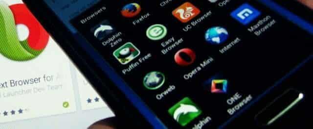 En İyi Android Tarayıcı Uygulamaları